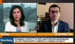 Cambridge Mask Co Interview with Bloomberg